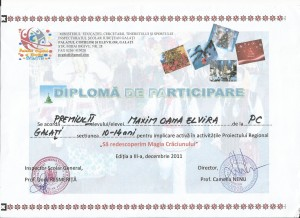 diploma maxim oana
