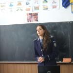 Agent Cristina Bors, despre consecintele violentei.