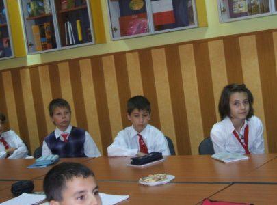 clase gimnaziale