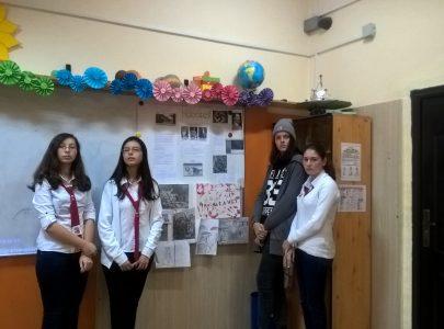 Activitate educativă – gimnaziu