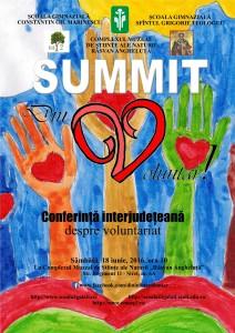 afis summit voluntar