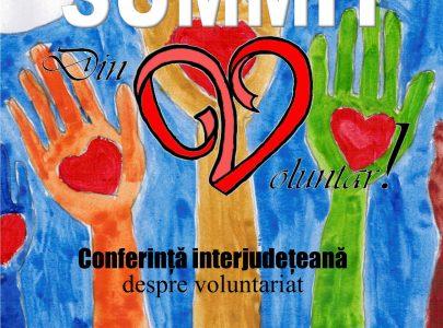 "Summit ""Din Inimă, Voluntar!"""
