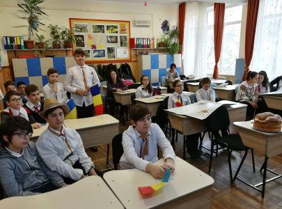 Activitate metodică – gimnaziu